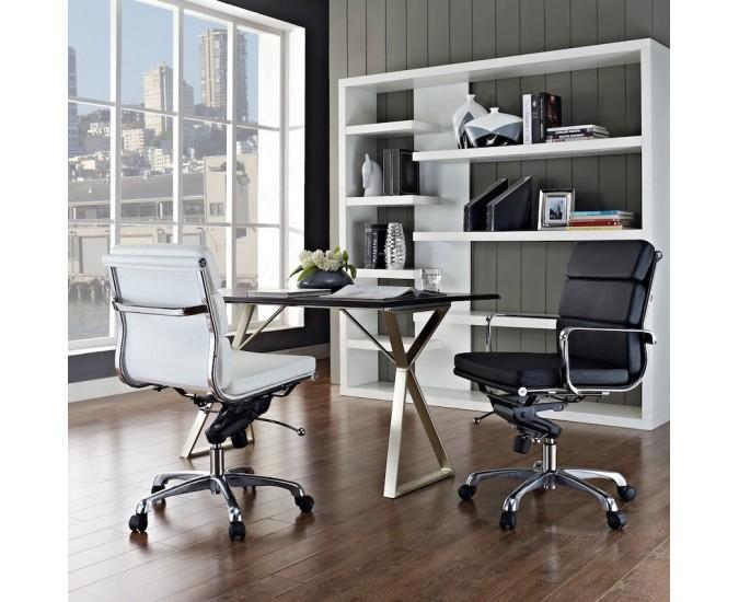 Eames Padded Office Chair Derlook