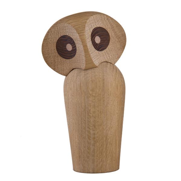 ArchitectMade Wooden Owl