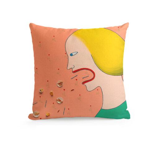 Marie-Louise Ekman pillow 1